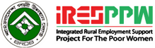 Integrated Rural Employment Support Project For The Poor Women (IRESPPW)